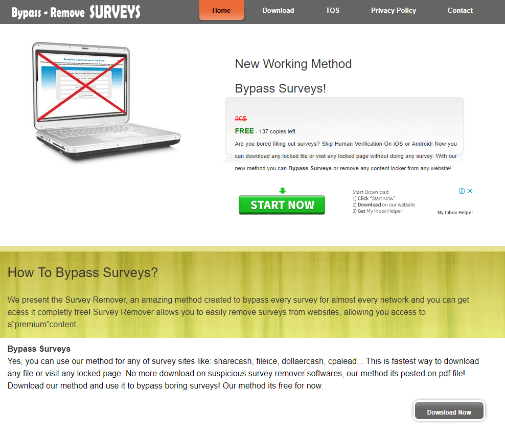 best survey remover tools
