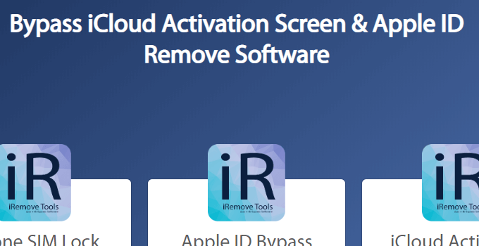 10 Best iCloud Bypass Tools to Unlock iPhone (Working) 2019